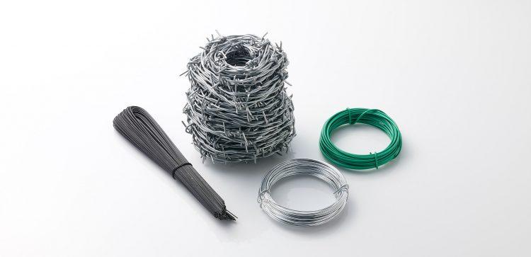 針金(なまし線・有刺鉄線)