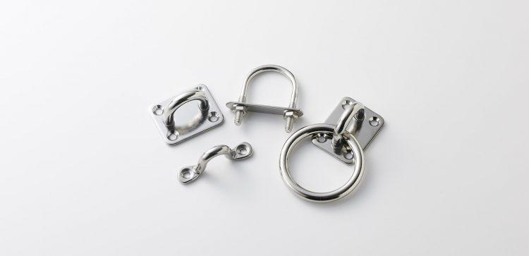 固定金具(Uボルト・かんぬき)