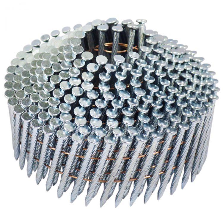 ワイヤー連結 鋼板用ロール釘