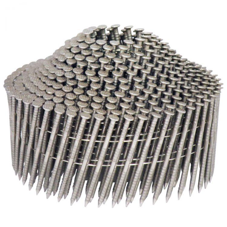 ワイヤー連結 ステンリング釘