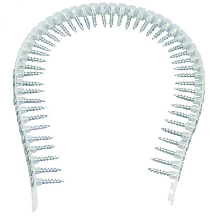 テープ連結ビス 直線タイプ