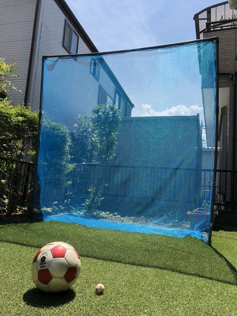 サッカーゴールを作ってみました